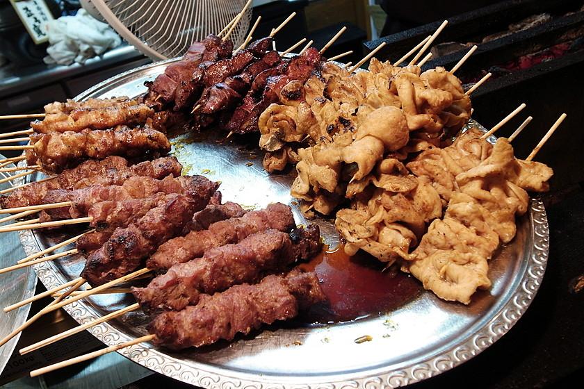焼き鳥は誰からも愛される日本の国民食です