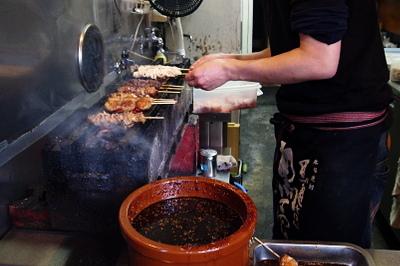 本格炭火の焼き鳥バル こだわりの焼き技術で美味しく焼き上げます