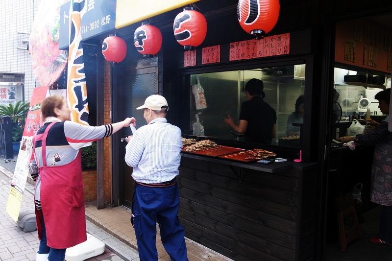 炭火焼鳥わいわいは武蔵小杉に2店舗(サライ通り店/法政通り店)